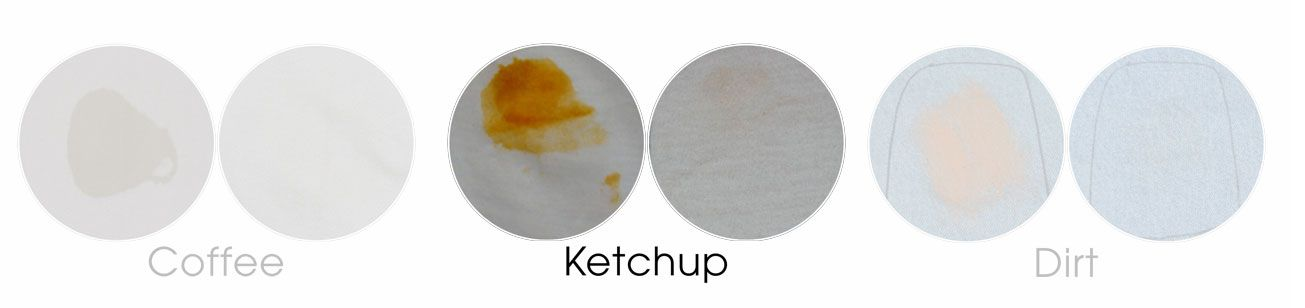 ketchup before and after